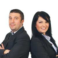 Real estate agents picture.