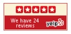View our reviews on Yelp!