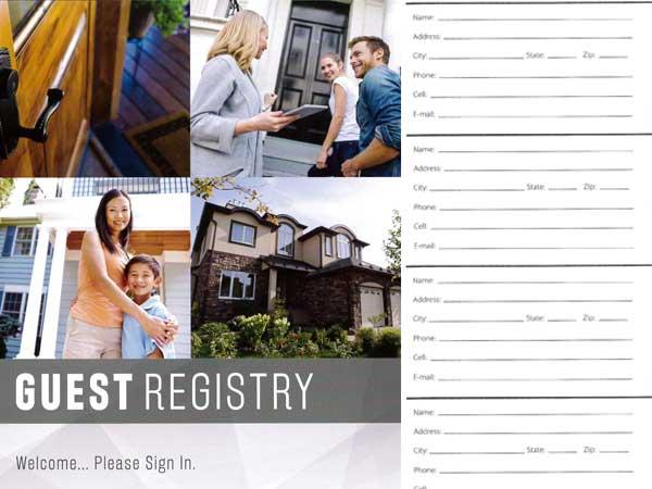 Guest registry